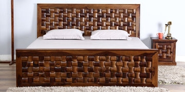 King Size Beds - Buy King Size Beds Online in India - Exclusive ...