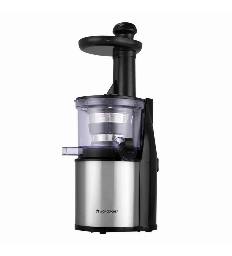 Wonderchef Cold Press Slow - Compact Juicer Mixer Grinder