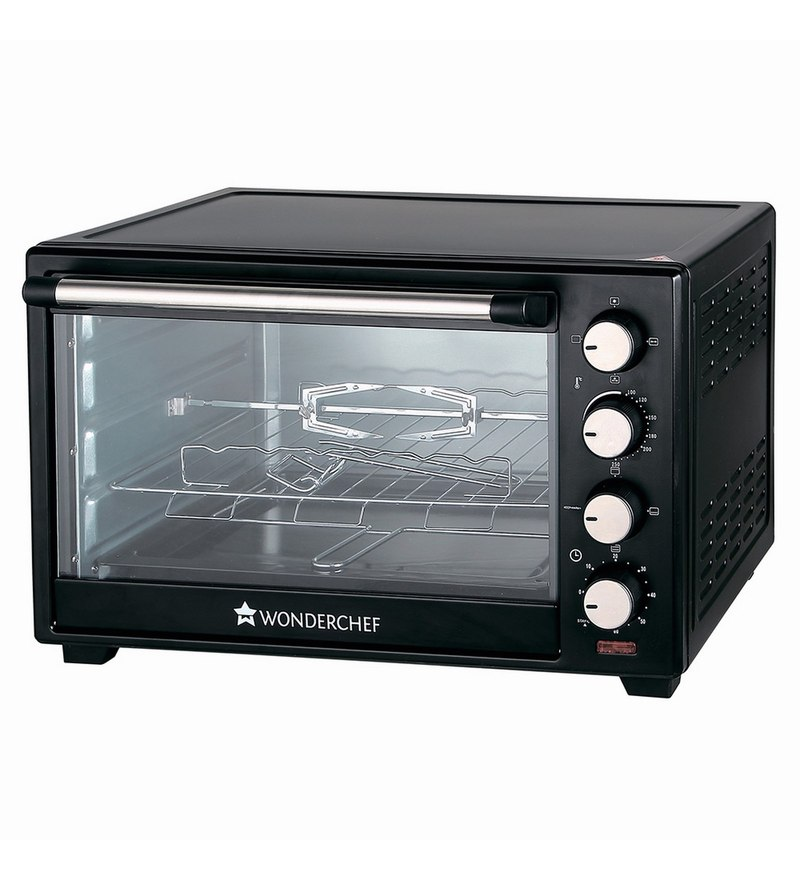 Wonderchef Oven Toaster Griller OTG 28L - with convection & Rotisserie
