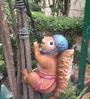 Wonderland Climbing Squirrel Hanging Dcor