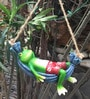The Frog Hammock Hanging Dcor by Wonderland