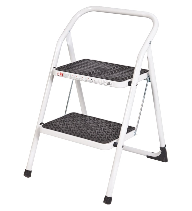 Youngman Steel 2 Steps 2.3 FT Ladder