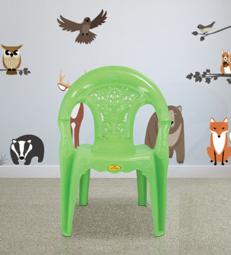 Yuvraj Kids' Chair by National - Set of 10