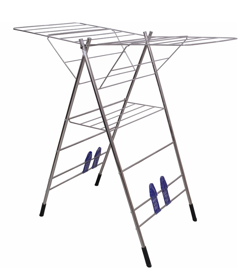 Zecado Stainless Steel Butterfly Cloth Dryer