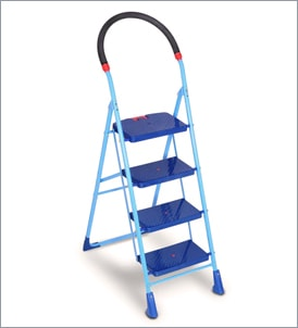 Step Ladders with Platform