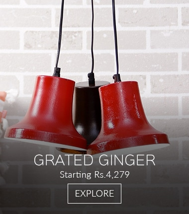Grated Ginger